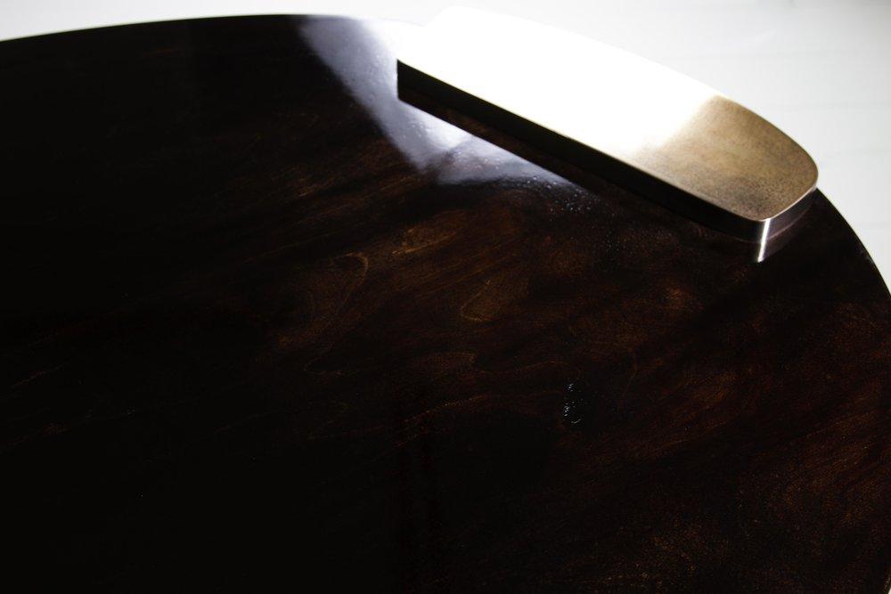 New Moon Table, 2017