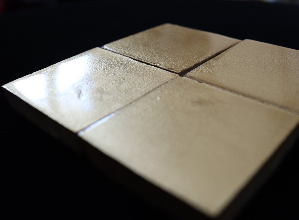 Rough Gold Collection by Studio SORS.