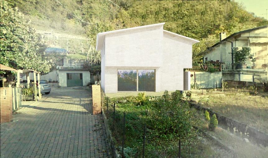 Una casa semplice, naturale e silenziosa