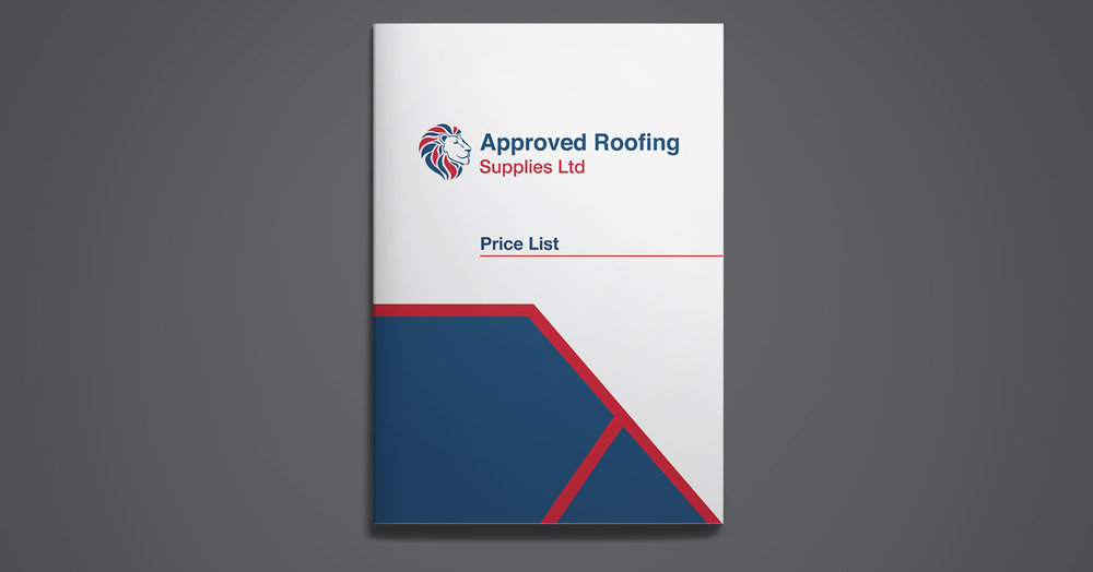 Approved Roofing Price Book