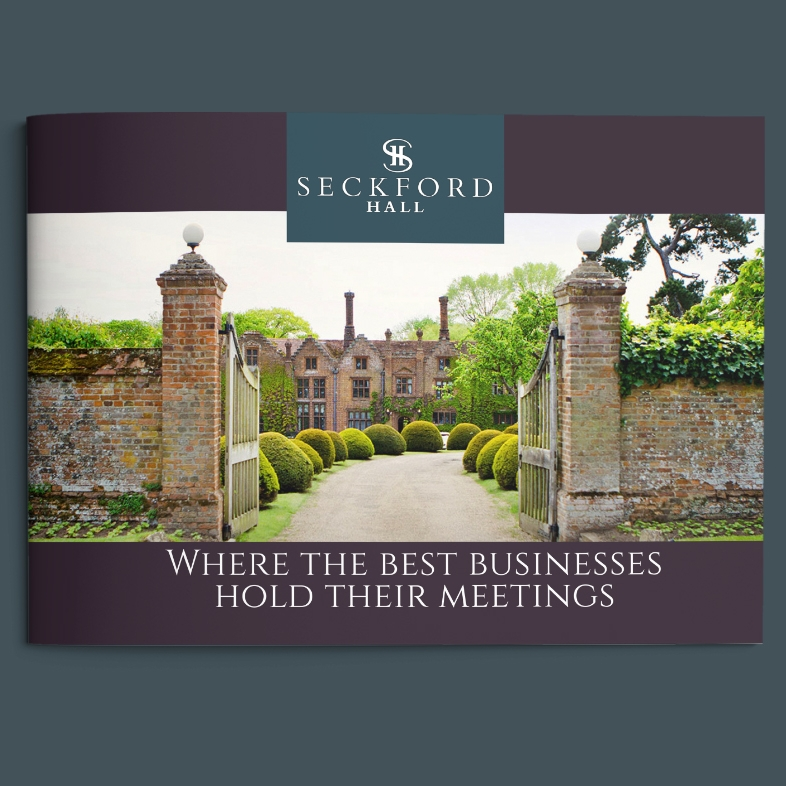 Seckford Hall Brochure