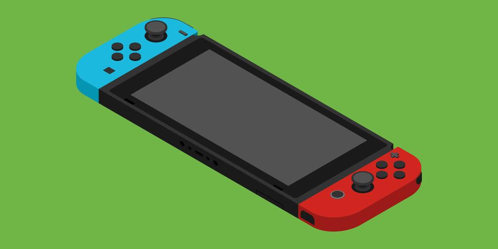 Nintendo Switch (2017)