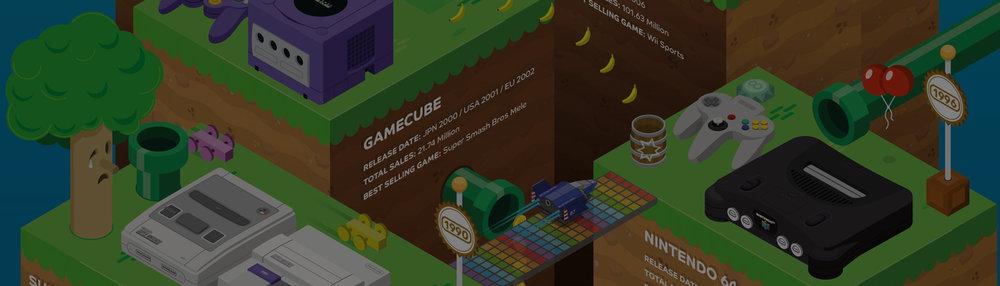 Nintendo Generations - Illustration
