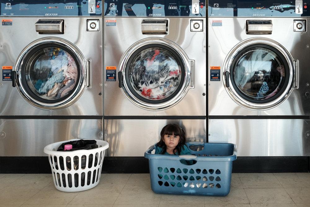 Washatography
