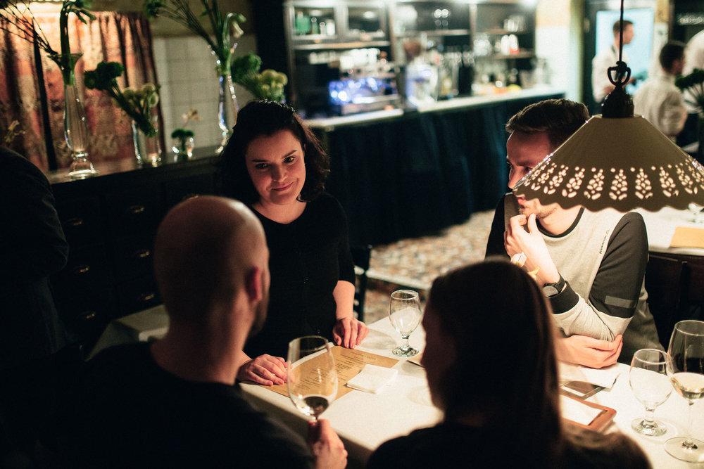 Ужин в ресторане Мыши Бляхера в Днепре