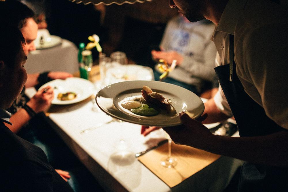 Европейская кухня в Днепре - кафе Мыши Бляхера