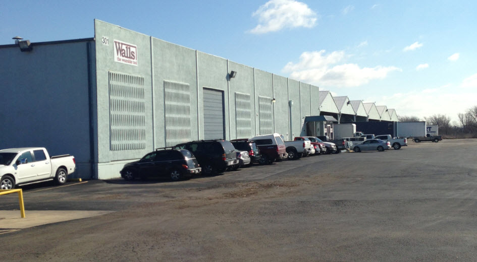 Fort Worth Industrial Facility, Fort Worth, Texas (350,000 SF) SOLD - 2015