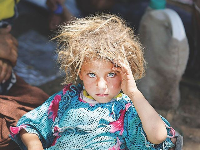 Despite the Yazidi people still facing the effects of genocide every day, their story has already been forgotten by many and has not even reached the lives of many more. We must continue to support them and spread awareness. Read this article to find out more.⠀ https://buff.ly/2ybVXrx⠀ Photo Credit: Youssef Boudlal / Reuters