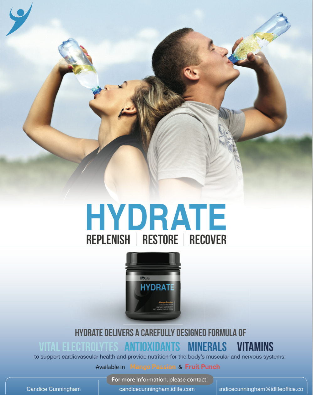 ID life hydrate