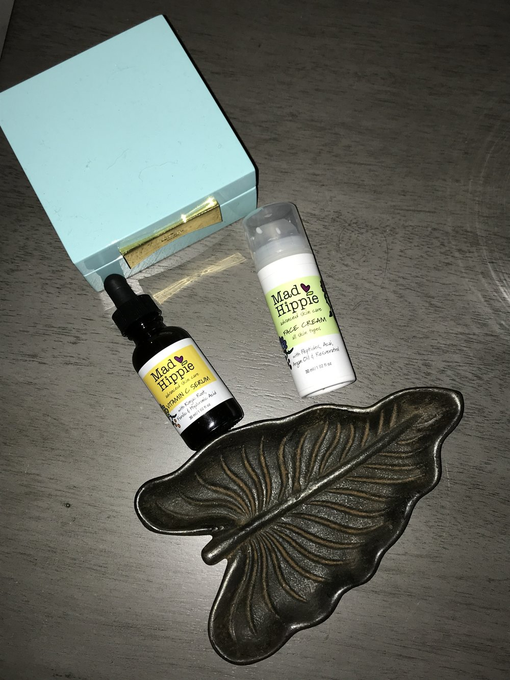 Mad Hippie Products I use -