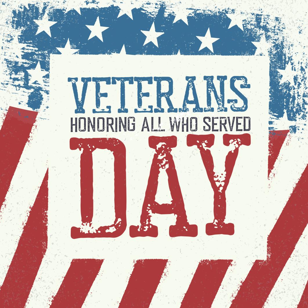 SCHOOL CLOSED: Veteran's Day (Observed) — TCCS