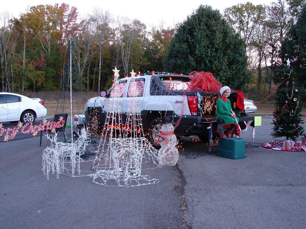 Christmas Lights -