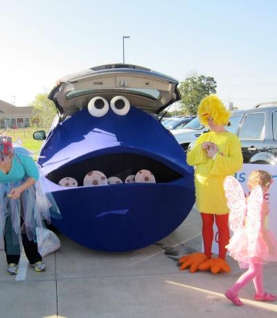 Cookie Monster -