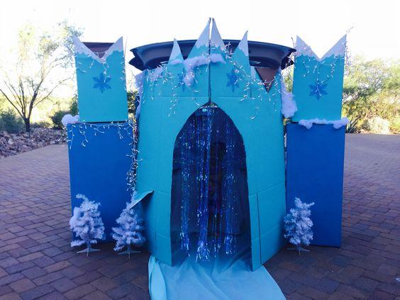 Frozen Castle -