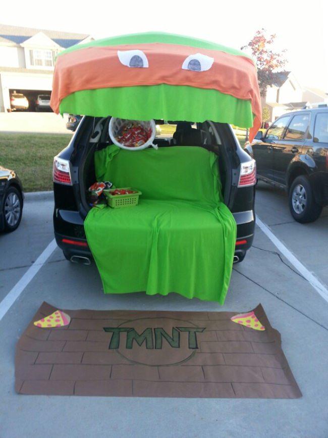 Ninja Turtle -