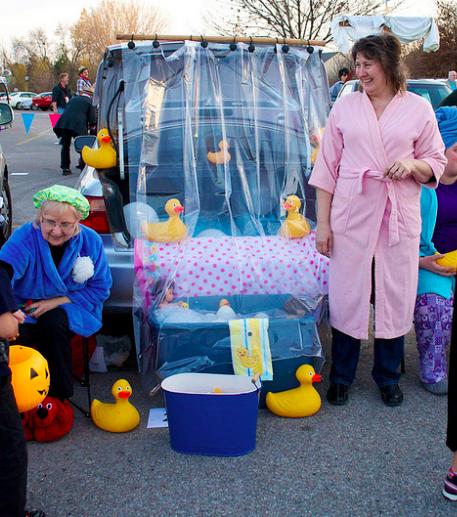 Rubber Ducky -