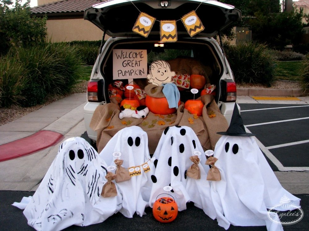 The Great Pumpkin Charlie Brown -