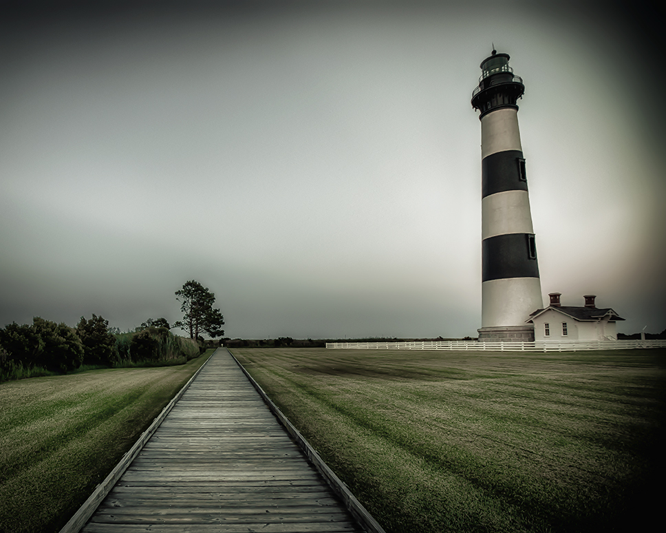Reverie - The Bodie Island Lighthouse