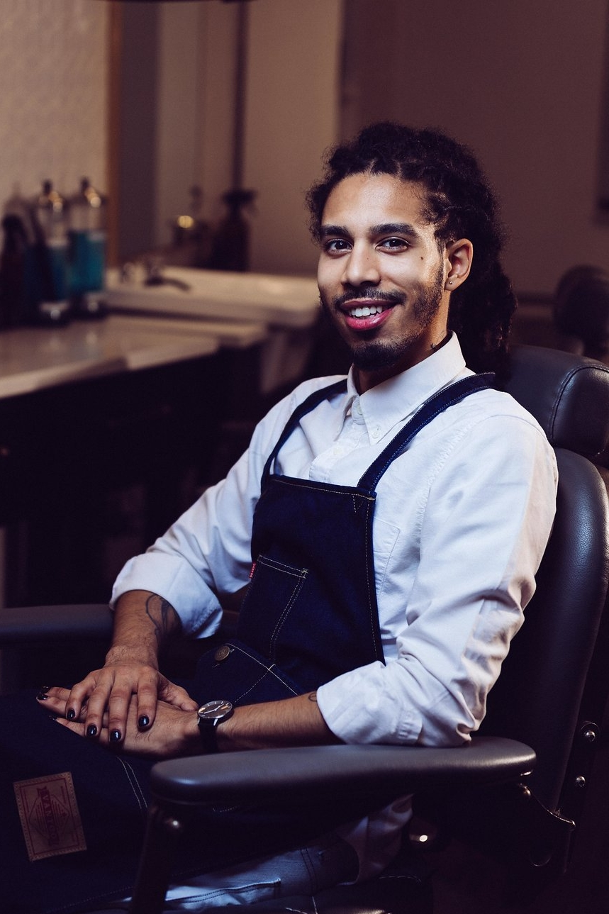 FRANK BILLINI   Billini is a New York City native with over 12 years of barbering experience. When he's not at Classic Man, Frank continues to build his profile in multicultural beauty, hospitality, marketing and event production.  Instagram:  @mrfrankbillini