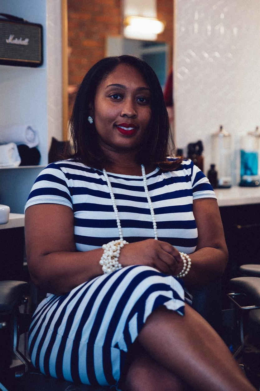 CHANEL LABEET   Manicurist, Chanel LaBeet, is a graduate of Christine Valmy International School. After leaving her long career in government, she began to follow her passion as a freelance manicurist in New York City. She is a driven entrepreneur who enjoys providing a service to others.  Instagram:  @nailelation
