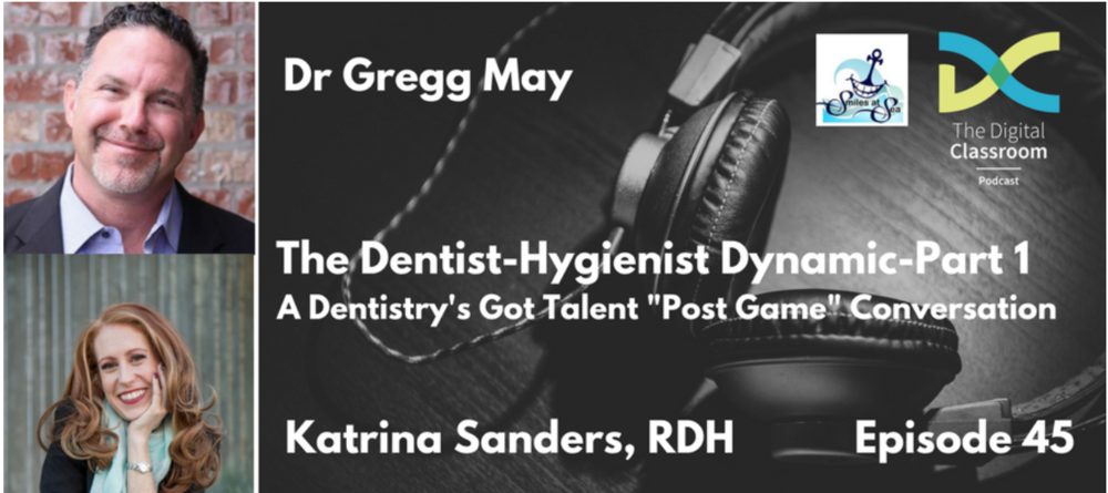 I had the pleasure of enjoying a few bottles of wine and discussing the Oral-Systemic Link with John Stamper and Dr Gregg May. Listen to the Podcast HERE. Published: 03.20.2018. -