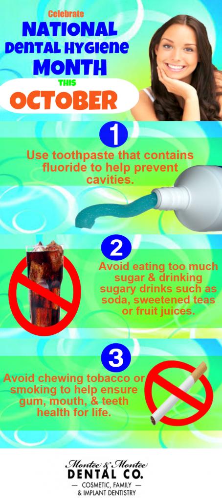 National Dental Hygiene Month  Montee & Montee Co Family Dentistry Nashville, TN