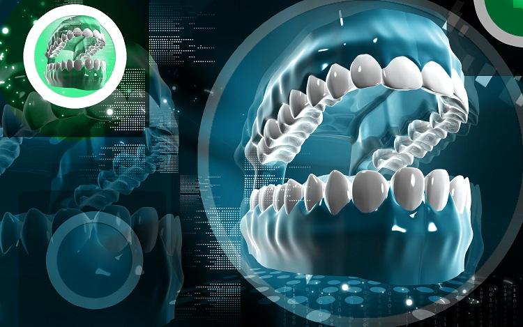 Dental Imaging - Cone Beam CT 3D Scan
