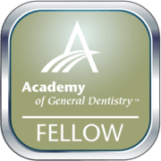 fellow-in-the-academy-of-general-dentistry-ditigal-badge Dr. Stan Montee