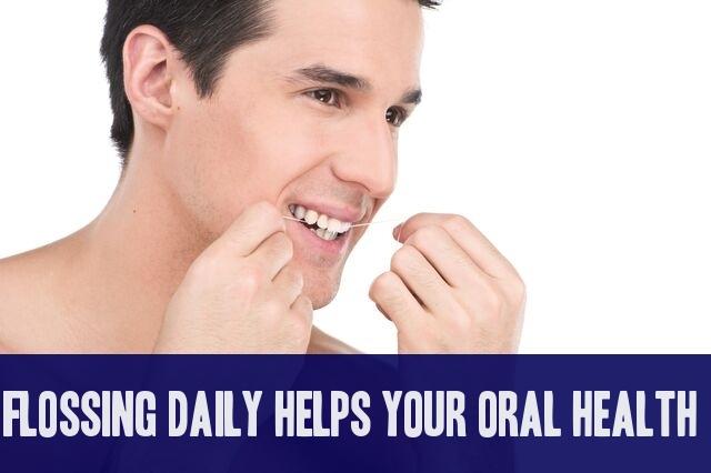 Floss your teeth |Montee & Montee |Green Hills Dentist