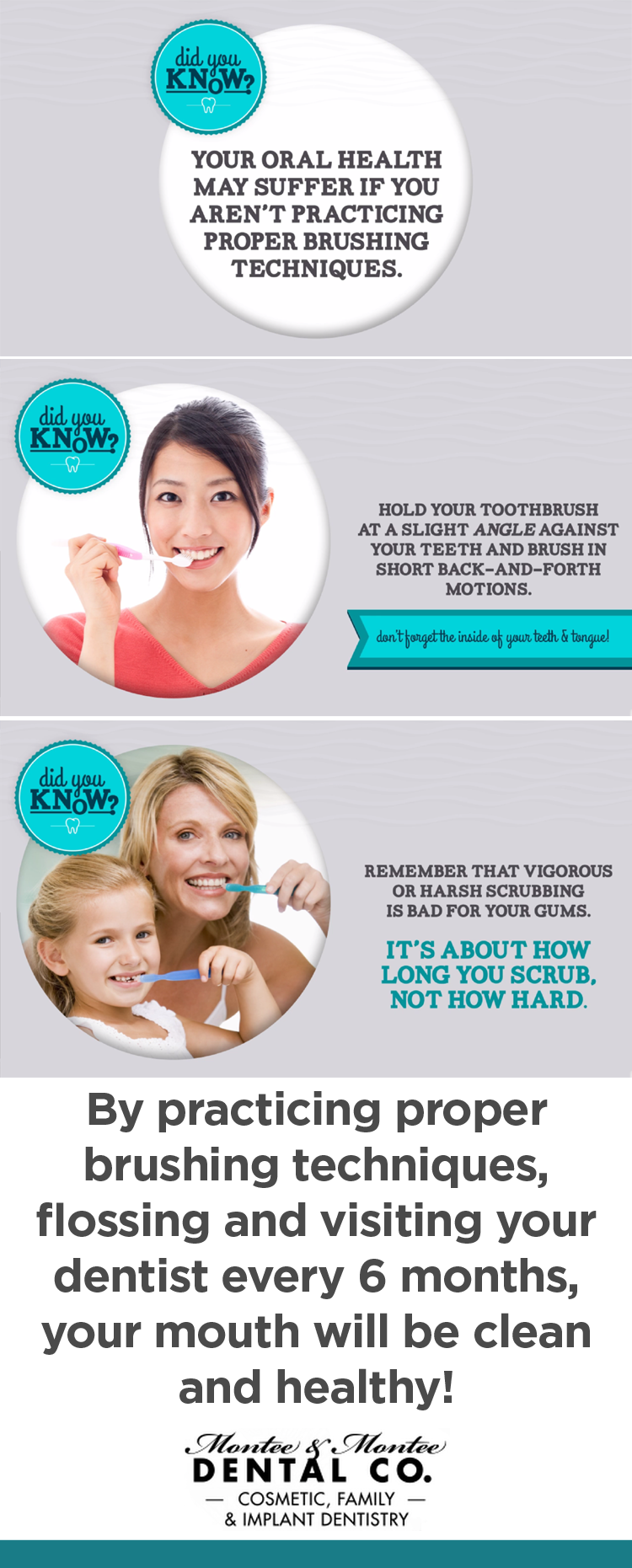 Oral Health Care in Green Hills, TN - Dr. Montee