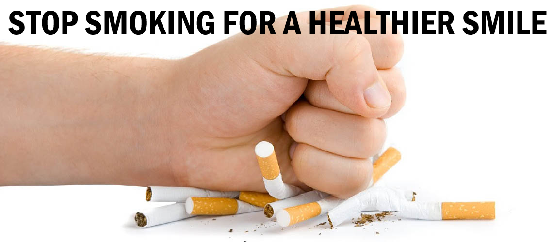 Stop Smoking for a Healthier Smile