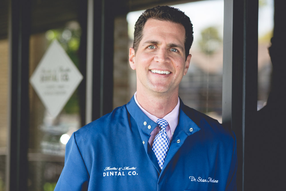 Meet Dr. Stan Montee - Simply, I love dentistry. I feel truly blessed to be able to provide you and your family with ethical, professional and caring dental care.