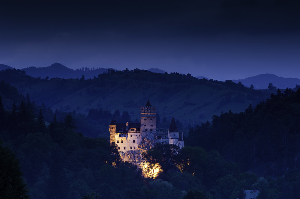 Dracula - in Transylvania