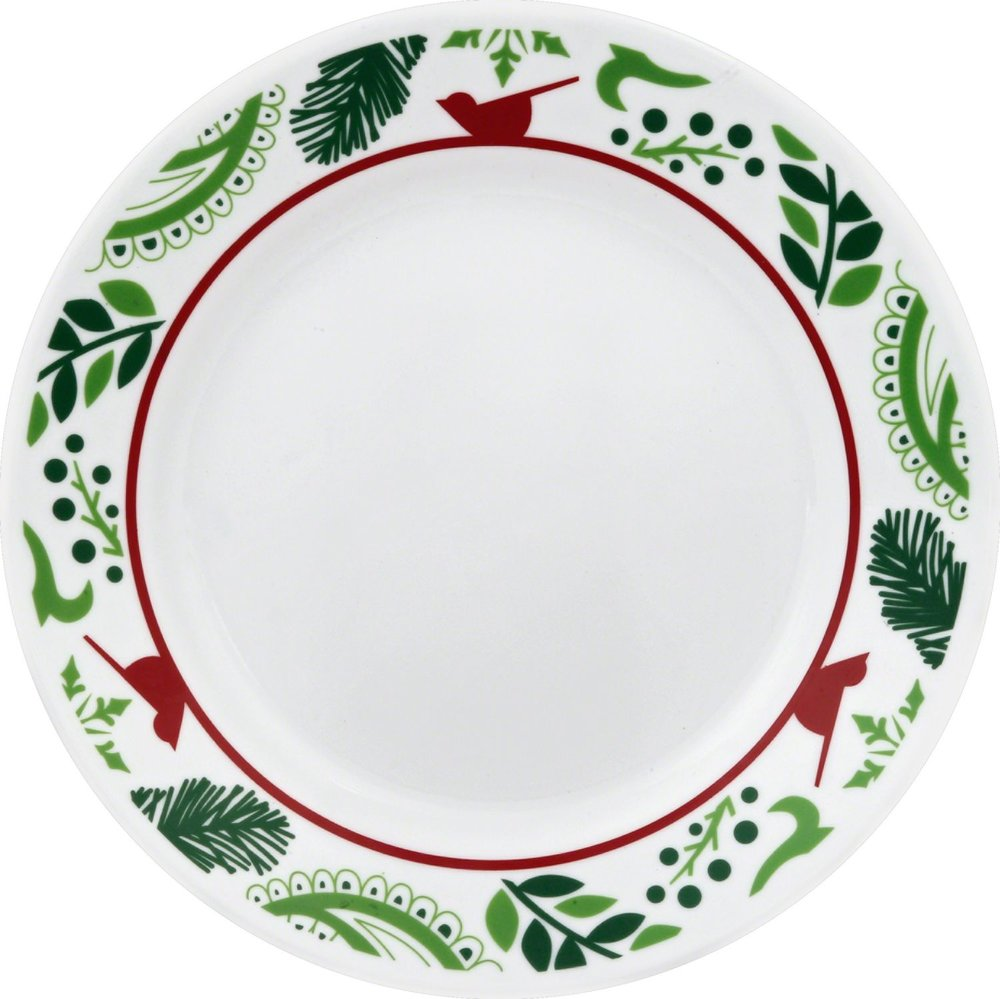 Style Birds u0026 Boughs u2022 Item # 1117941  sc 1 st  Designer Dinnerware & Impressions Birds u0026 Boughs 16-pc Dinnerware Set Review | Corelle ...
