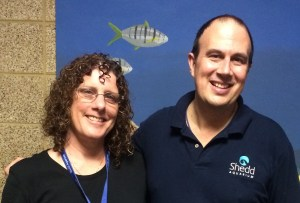 An incredible week of intensive learning with Ken Ramirez at the Shedd Aquarium in Chicago.