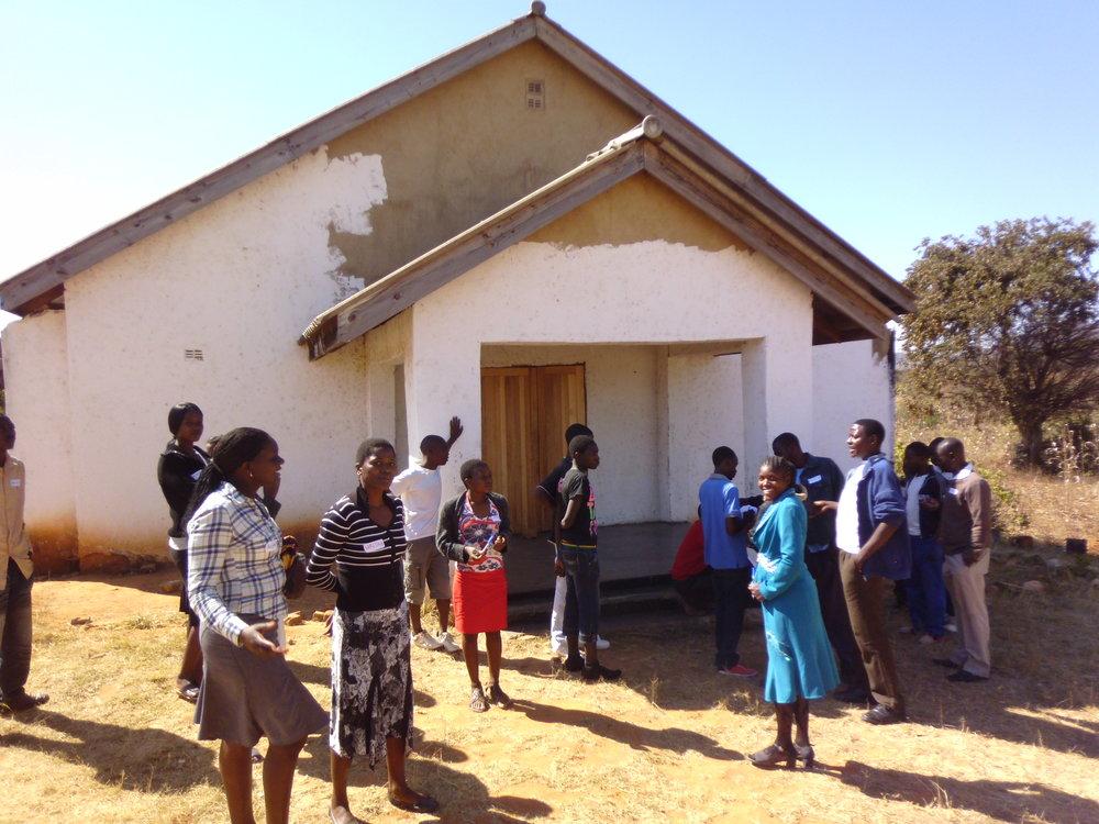 Photo no. 1 - Students in Goromonzi (July 2014).jpg