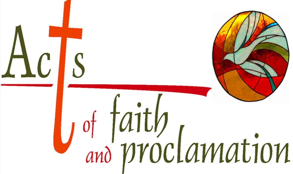 Acts of Faith Series - In this series we will be looking at the book of Acts