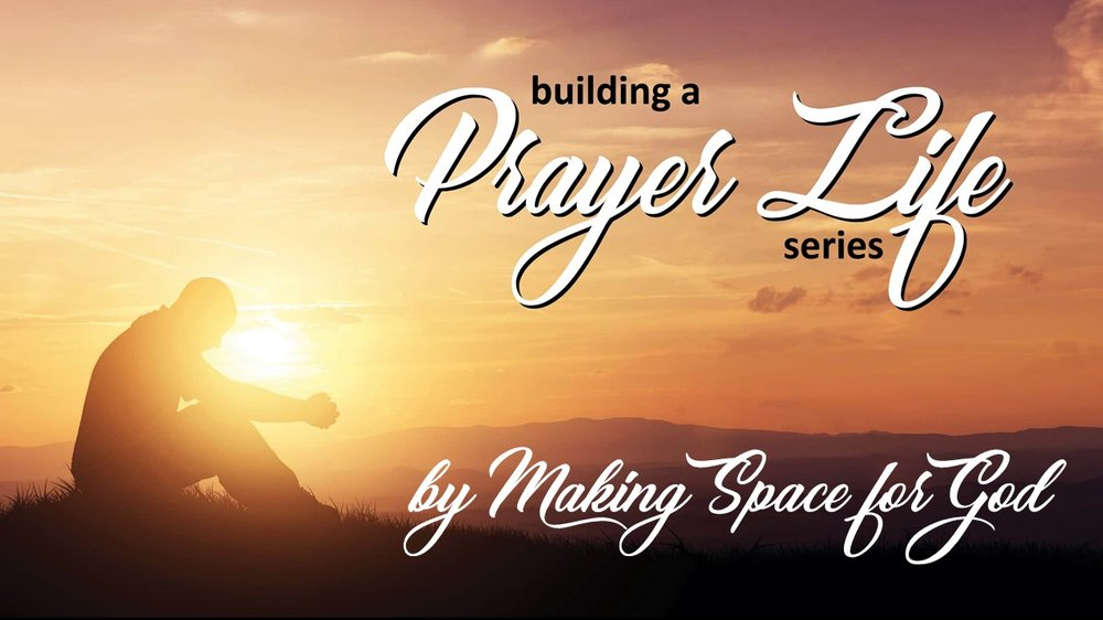 Pastor Sid: Making Space for God  January 7 2018