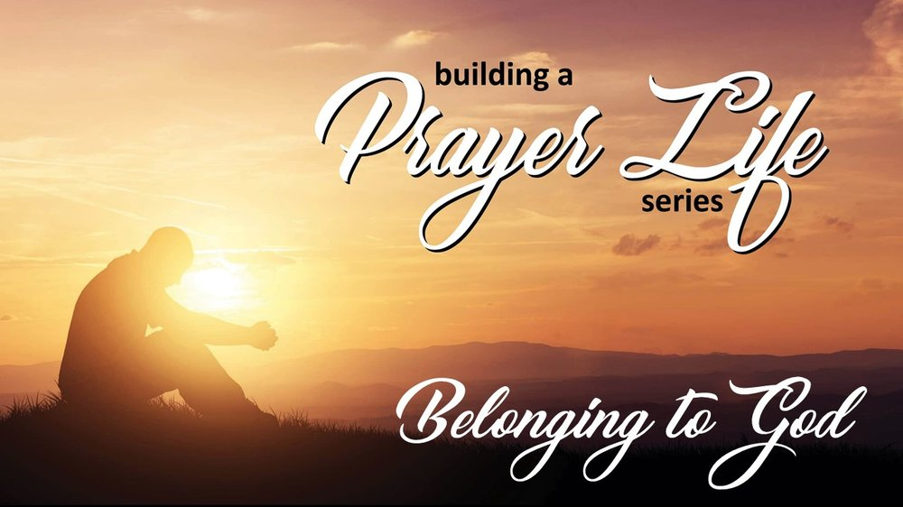 Pastor Sid: Belonging to God  January 14 2018