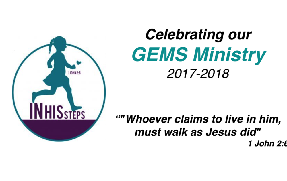 Gems Sunday 2018 - Pastor Jerry HoytemaApril 22 2018