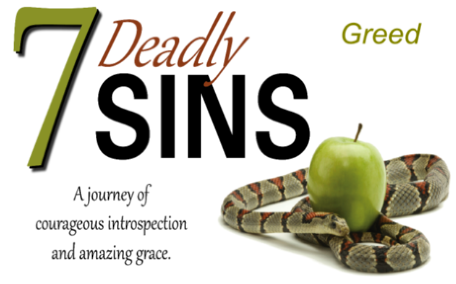 The Sin of Greed - Pastor Fred October 14 2018Genesis 13:1-13 Matthew 6:33