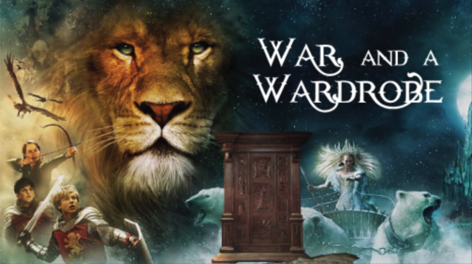 War and a Wardrobe - Pastor Sid December 2 2018Isaiah 2:1-5 Acts 2:14-28
