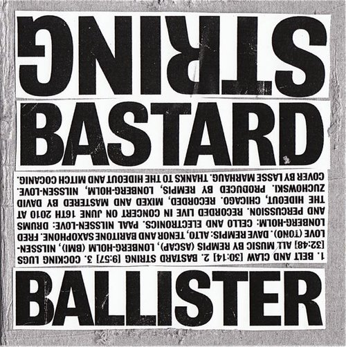 Bastard String - 2011