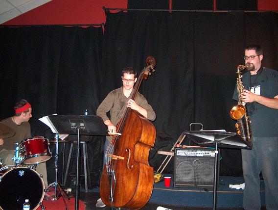 - Dave Rempis – saxophonesJason Ajemian – bassTim Daisy – drums