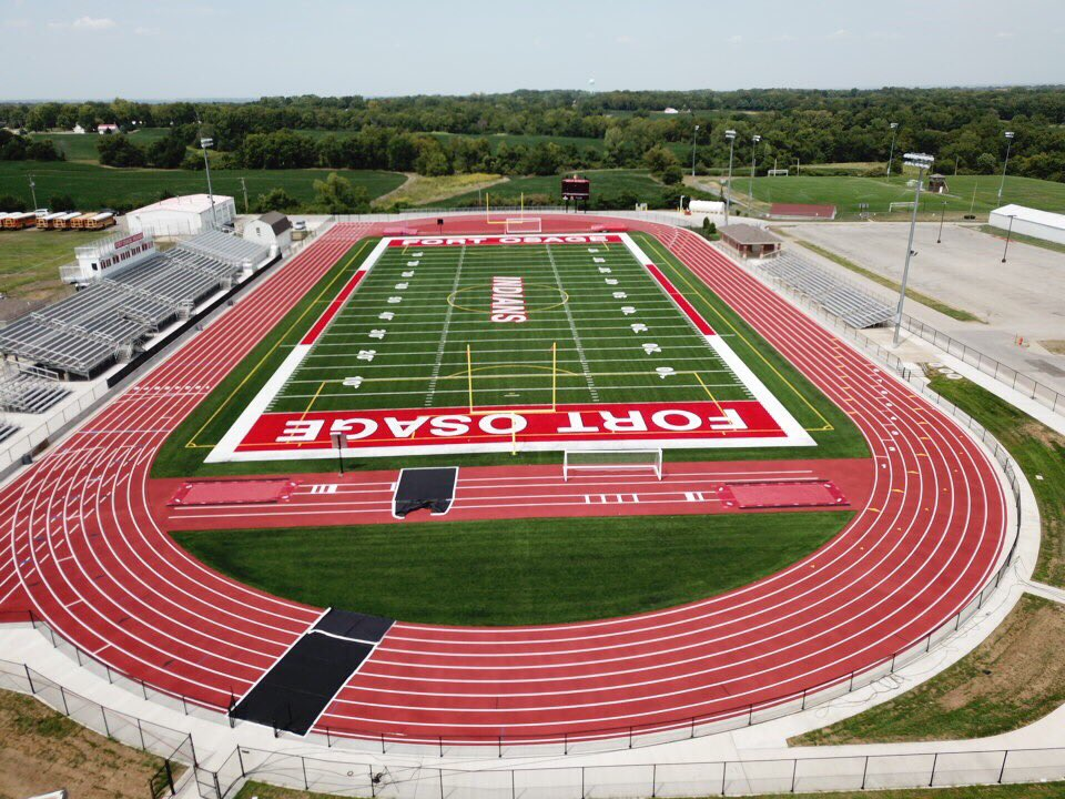 New Stadium by Mr. Moore