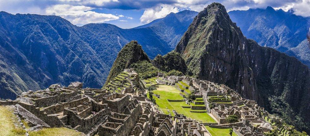 Inca Trail Trek TOMachu Picchu -