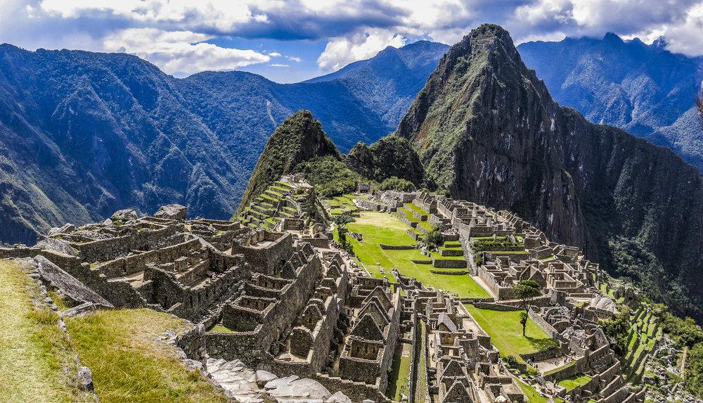 Peruvian Highlands Machu Picchu -