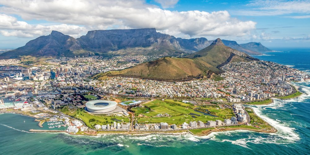 Cape to FallsSouth Africa -