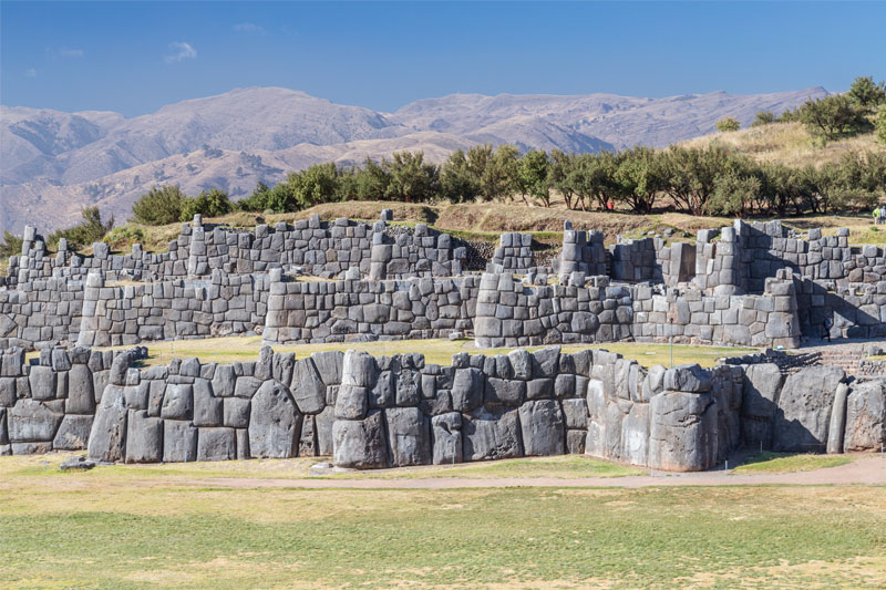 Weather permitting, we will workout surrounded by the ancient walls of Sacsayhuaman.   Meals: B | L | D