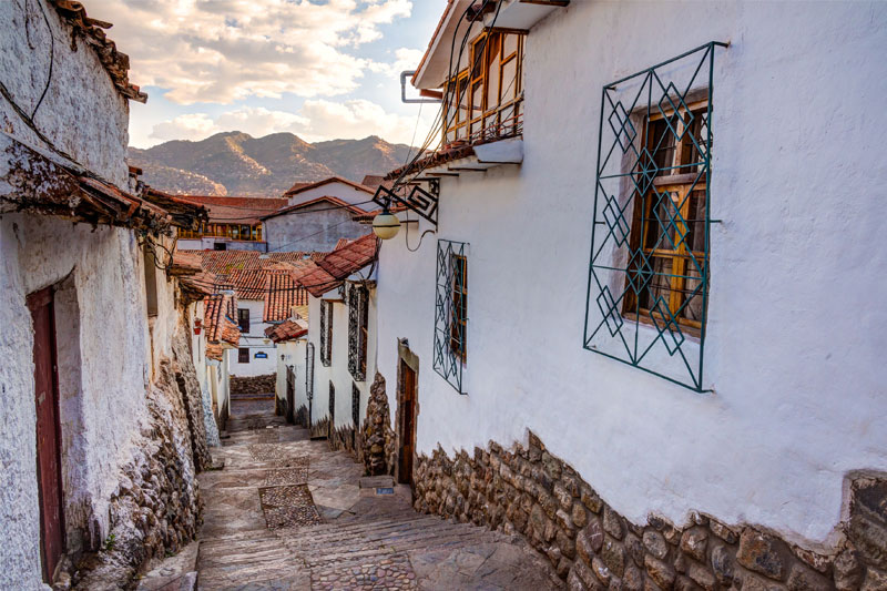 The streets of Cusco beckon you to lose yourself - both in spirit and local.    Meals: B | L | D